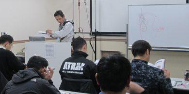 ロープ高所作業 特別教育講習